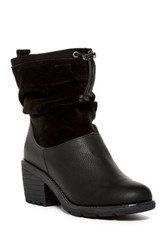 Emu Cooma Genuine Sheep Fur Boot Black