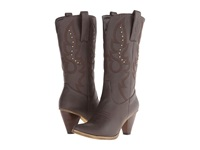 Roper Sexy Stud Fashion Boot Brown Cowboy Boots