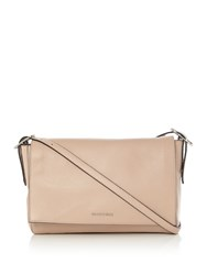 Coccinelle Flo Soft Cross Body Bag Blush