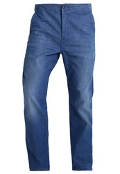 Lee Relaxed Fit Jeans Palace Worn Blue Denim