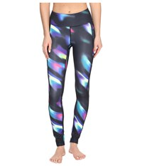 Asics Interval Tights Sea Wave Black Women's Workout