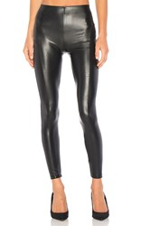 David Lerner Seamed High Rise Legging Black