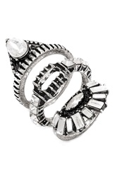 Baublebar 'Babylon' Rings Set Of 3