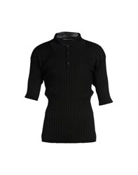 Gaetano Navarra Knitwear Jumpers Men Black