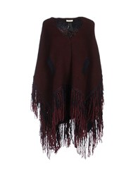 Toy G. Capes And Ponchos Maroon