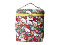 Ju Ju Be Fuel Cell Hello Kitty Hello Kitty Handbags Red