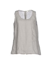 0039 Italy Tops Light Grey