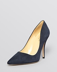 Kate Spade New York Pointed Toe Pumps Licorice High Heel