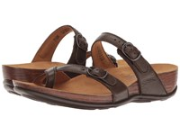 Sas Shelly Coffee Shoes Brown