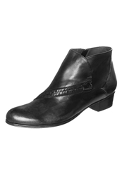 Everybody Boots Nero Silver Black