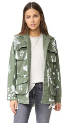 Nsf Hunter Army Jacket Army Green