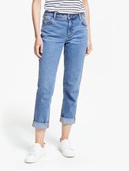 Boden Girlfriend Jeans Light Vintage
