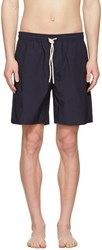 Saturdays Surf Nyc Navy Timothy Swim Shorts