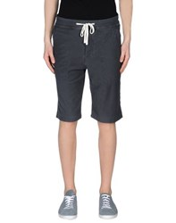 James Perse Standard Trousers Bermuda Shorts Men