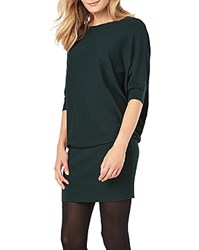 Phase Eight Becca Batwing Dress Forest