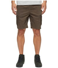 Globe Flight Shorts Vintage Black Men's Shorts