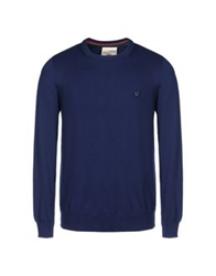Edward Spiers Sweaters Blue
