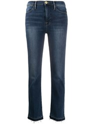 Frame Mid Rise Straight Jeans 60