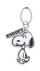 Marc Jacobs Snoopy Silicone Bag Charm White