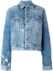 R 13 R13 Brunel Denim Jacket Blue