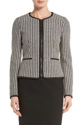 Boss Women's Koralena Structured Tweed Jacket