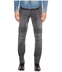 Belstaff Eastham Slim Fit Washed Stretch Denim In Charcoal Charcoal Men's Jeans Gray