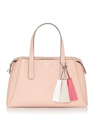 Guess Trudy Girlfriend Satchel Bag Light Pink