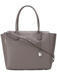 Michael Michael Kors Locker Tote Bag Nude Neutrals
