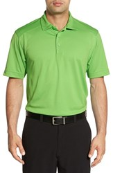 Cutter And Buck Men's 'Genre' Drytec Moisture Wicking Polo Cilantro