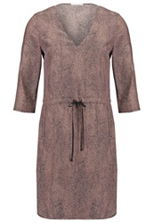 Kiomi September Summer Dress Brown