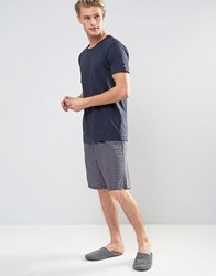 Esprit Lounge Shorts Woven Red