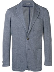 Canali Tailored Blazer Blue