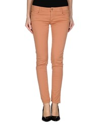 Denny Rose Casual Pants Skin Color