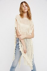 Free People Womens Without Borders Crochet K