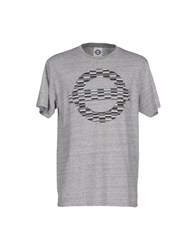 Roundel London T Shirts Light Grey