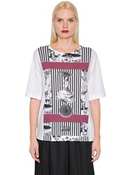 I'm Isola Marras Printed Cotton Jersey T Shirt