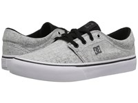 Dc Trase Tx Se Black Charcoal Women's Skate Shoes
