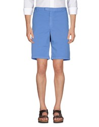 Fred Perry Trousers Bermuda Shorts Azure