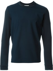 Stephan Schneider Pullover Sweater Blue