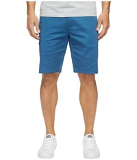 Rvca The Week End Stretch Shorts Dark Blue Men's Shorts