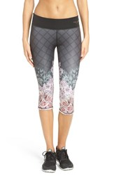 Ted Baker Women's London Dynamic Butterfly Crop Leggings