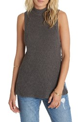 Billabong Women's Cross My Heart Sleeveless Sweater