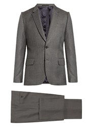 Paul Smith Soho Fit Wool Suit Grey