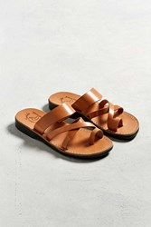 Jerusalem Sandals Good Shepard Sandal Tan