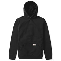Bedwin And The Heartbreakers David Hooded Sweat Parka Black