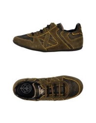 Munich Low Tops And Trainers Military Green