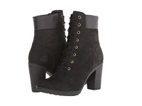 Timberland Earthkeepers Glancy 6 Boot Black Women's Dress Lace Up Boots