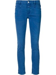 Closed 'Pedal X' Jeans Blue