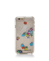Rebecca Minkoff Liquid Glitter Emoji Iphone 6 6S Case Multi