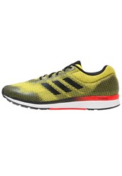 Adidas Performance Mana Bounce 2 Aramis Neutral Running Shoes Bright Yellow Core Black Core Red